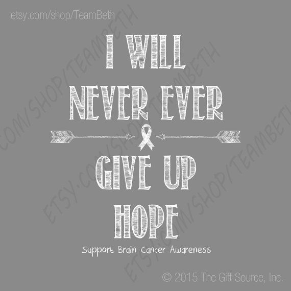 never give up hope essay When she was young, mary curran hackett's father gave her and her siblings frequent speeches about the importance of perseverance what surprised her as an adult was how much he lived his 'never give up' message toward her when she needed him the most.