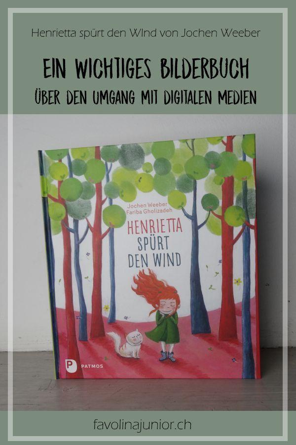 Henrietta spürt den Wind von Jochen Weeber und Fa…