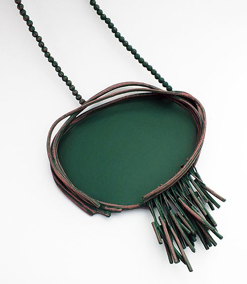 Farrah Al-Dujaili, Necklace, 2012