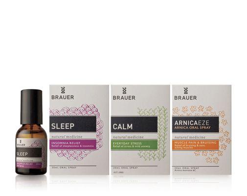 communications-branding - Brauer natural medicine - Black Squid Design