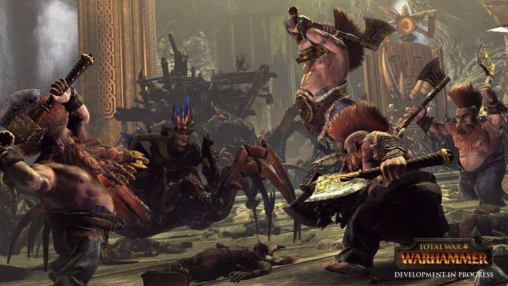 Get the awesome Warhammer: Total War for only $12 until the end of February http://www.buildingagamingpcsite.com/warhammer-total-war-12-hell-yeah/
