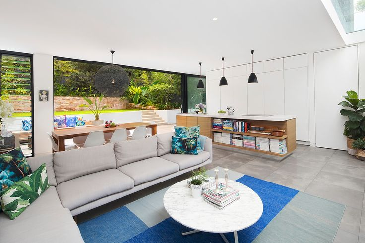 Stunning Family Home In Premier Parkside Position - 24 White Street Lilyfield at Pilcher Residential