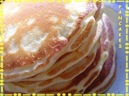 Pancakes moelleux : la recette facile