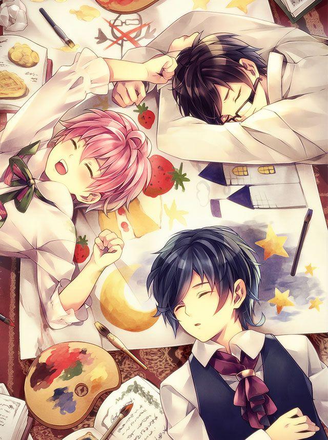 dating games anime for boys full episodes online