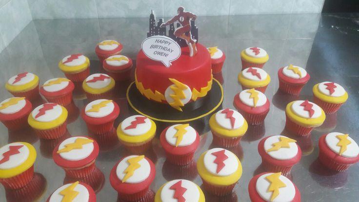 Tortas y Cupcakes Flash!!