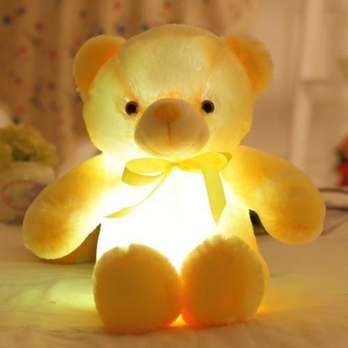 new creative light up led teddy bear at gopurchase.com.au