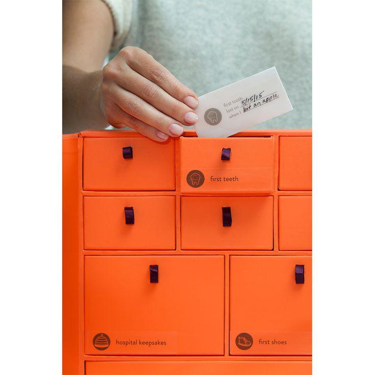 The Library: Baby Keepsake Box  - The Project Nursery Shop - 12