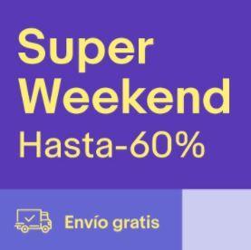 Super Weekend Ebay: Ofertas destacadas - Link: https://is.gd/QNb8T9