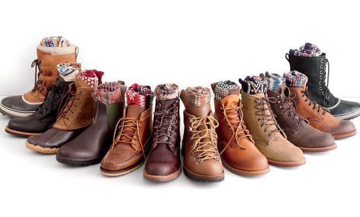 J.Crew boots.