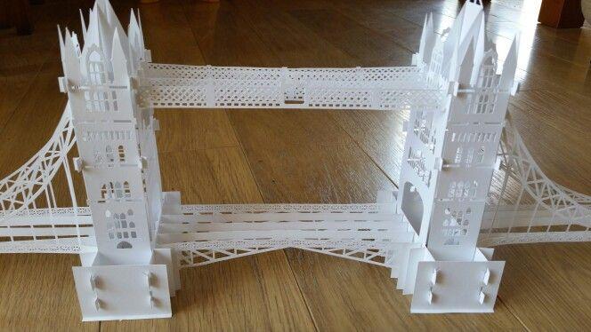 Origami arquitectonico: The Toeer Bridge