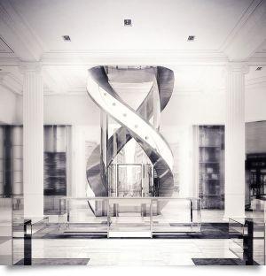 Το Townhouse της Louis Vuitton στο Selfridges του Λονδίνου