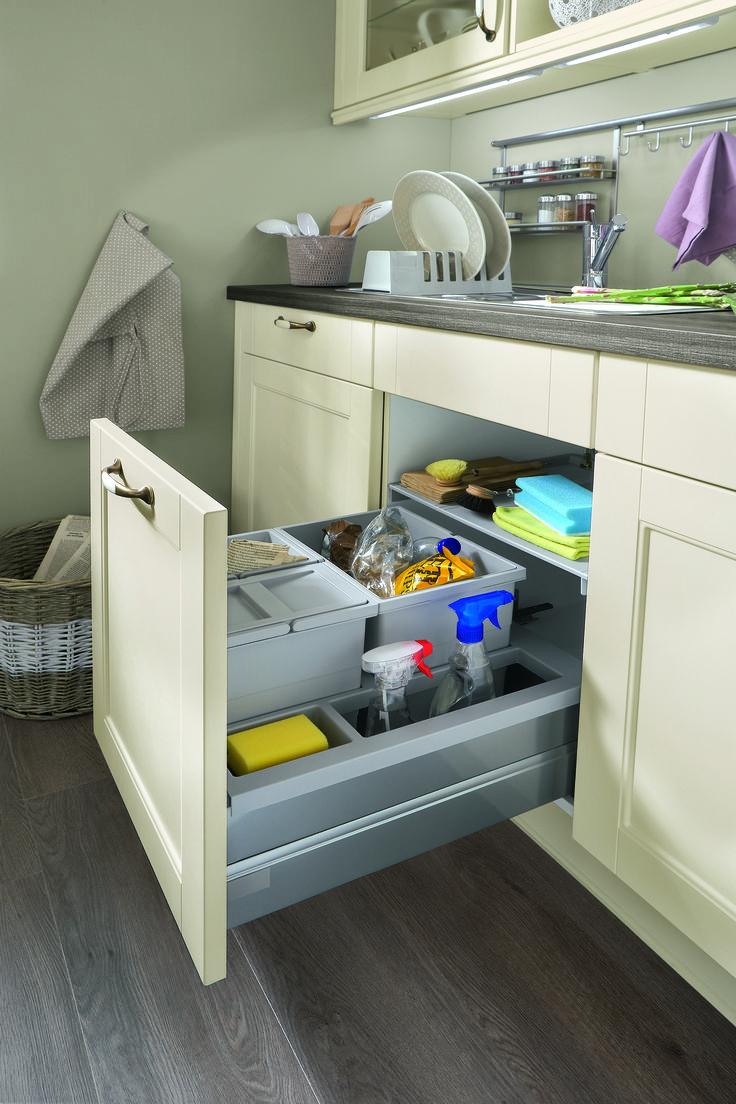 Keuken Prullenbak Ikea : Keuken Lades op Pinterest – Keukenla Organisatie, Lades en Keukens