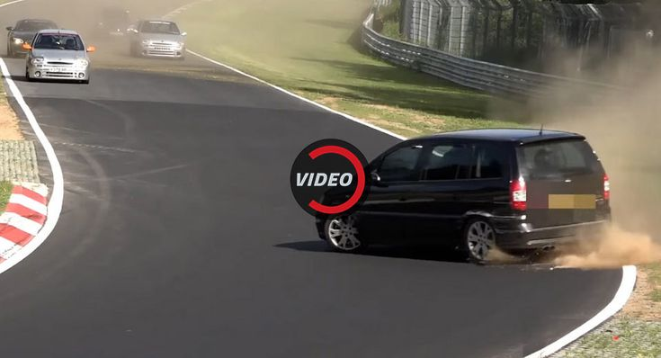 Opel Zafira OPC Finds Itself Out Of Its Element On The 'Ring