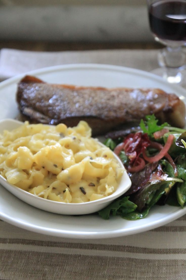 Jenny Steffens Hobick: Truffled Mac & Cheese in Idividual Gratin Dishes