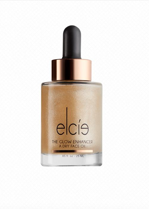 What an Insta-Famous Makeup Artist ALWAYS Has in Her Kit - Elcie Cosmetics Glow Enhancer from InStyle.com