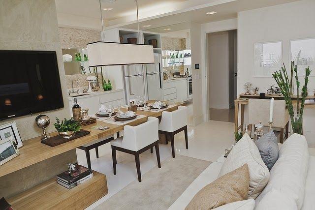 Cozinha americana em casas ou apartamentos pequenos for Decoracion de interiores apartamentos pequenos