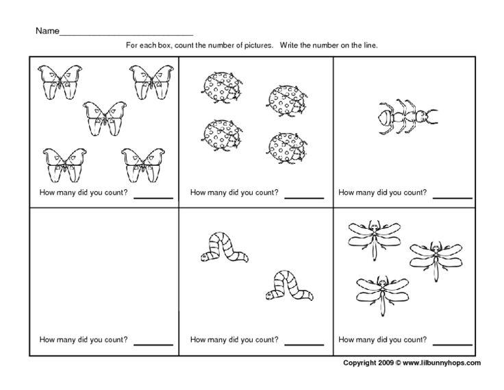 9 best Kindergarten Worksheets images on Pinterest | Preschool ...