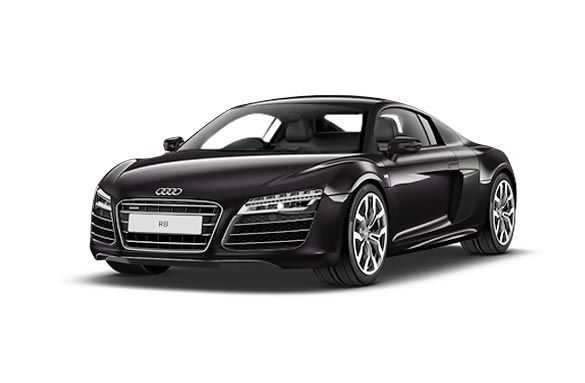 Audi R8 Coupe V8 4.2 FSi  Audi R8 Coupe V8 4.2 FSi  Ex-showroom price in Delhi  17081000  Engine: 4163cc 32V V8 DOHC Direct Fuel Injection Petrol Power PlantPower: 429 Ps (316 Kw) / 7900 RpmTorque: 430 Nm / 4500-6000 RpmTransmission: 7 Speed S tronic Quattro Permanent All Wheel Drive  ARAI / City / Highway 12.07 / N/A / N/A    Specifications of Audi R8 Coupe V8 4.2 FSi  Engine  Fuel Type  Petrol  Displacement (cc)  4163  Nos of cylinders  8 Mid-Mounted  Valves / Cylinder  4  Cylinder  V…