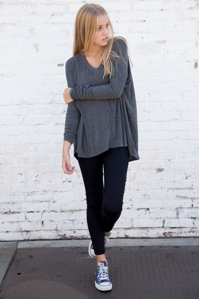 Brandy ♥ Melville | Rie Top - Clothing http://www.allaboutallaboutallabout.com/ #brandymelville