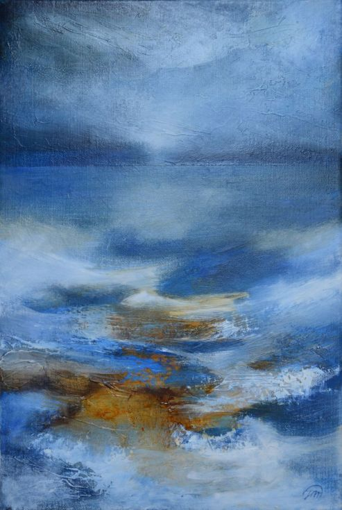 Buy Horizon, Oil painting by Jolanta Madej on Artfinder. Discover thousands of other original paintings, prints, sculptures and photography from independent artists.