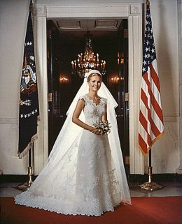 1960s Wedding Gowns--Priscilla of Boston: The First Famous Bridal Gown Designer  The Priscilla of Boston bridal gown collection is by far the oldest house among the most influential wedding designers.