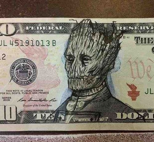 In Groot We Trust - Guardians of the Galaxy