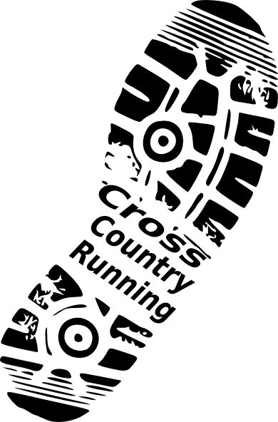 Cross Country Running Clip Art | Cross Country Running clip art - vector clip art online, royalty free ...