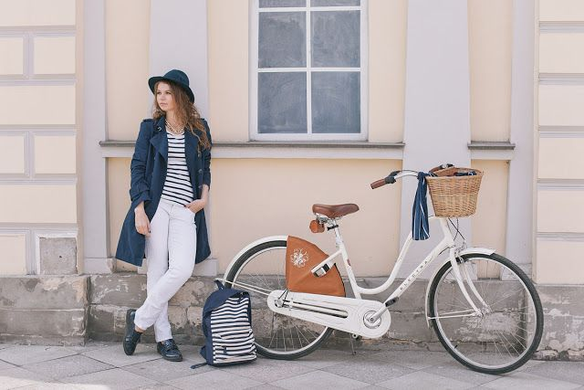 Ninelly: Как ездить на работу на велосипеде How to cycle to work in Moscow? Cicty cycle outfit