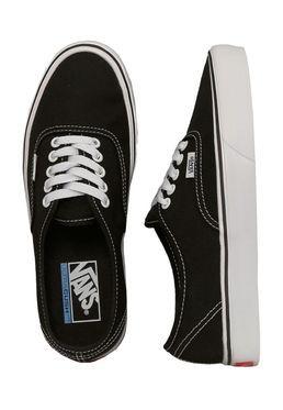 Vans - Authentic Lite Canvas Black/White - Shoes