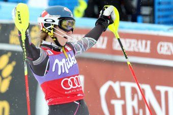 Is Mikaela Shiffrin Ready to Be the Next Lindsey Vonn?   Bleacher Report