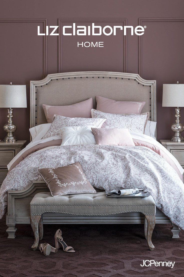 A new bedding set can instantly transform your bedroom into a