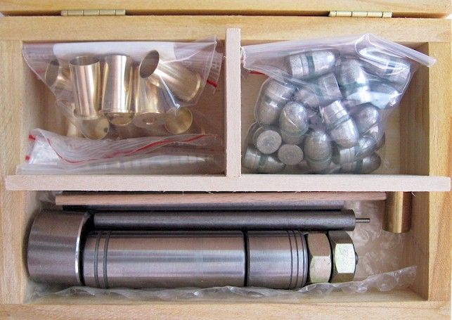 ".320 Bulldog .32 Colt, .32 S&W, .38 S&W, .380 Colt / ""Bulldog"" reloading kits and components."