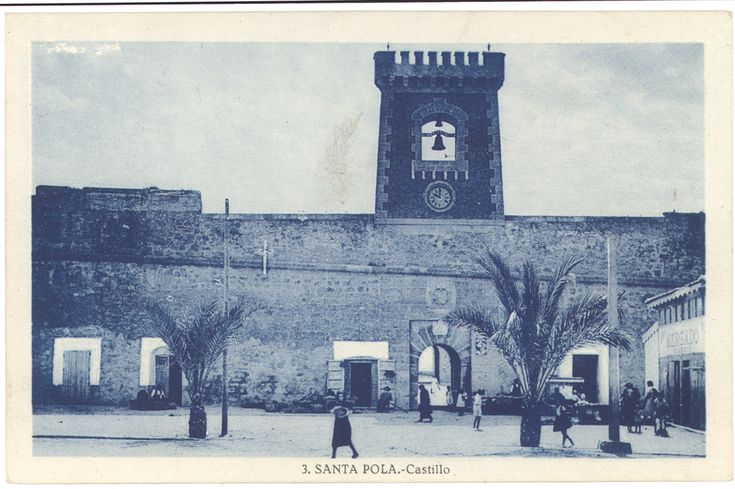 Castillo : Santa Pola (s.a.) - Roisin, L