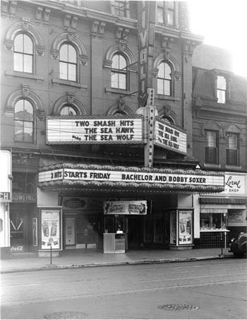 The Tivoli...