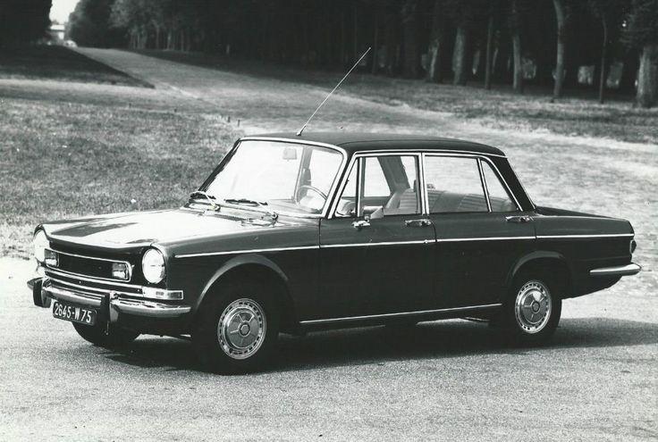 Simca 1501 Spécial - 1973