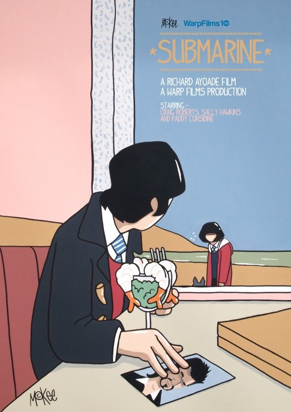 Warp Films at 10: Pete McKee's poster art | British Film Institute