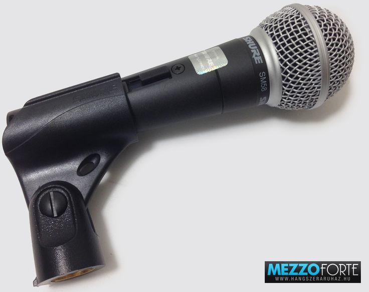 Shure SM58SE mikrofon