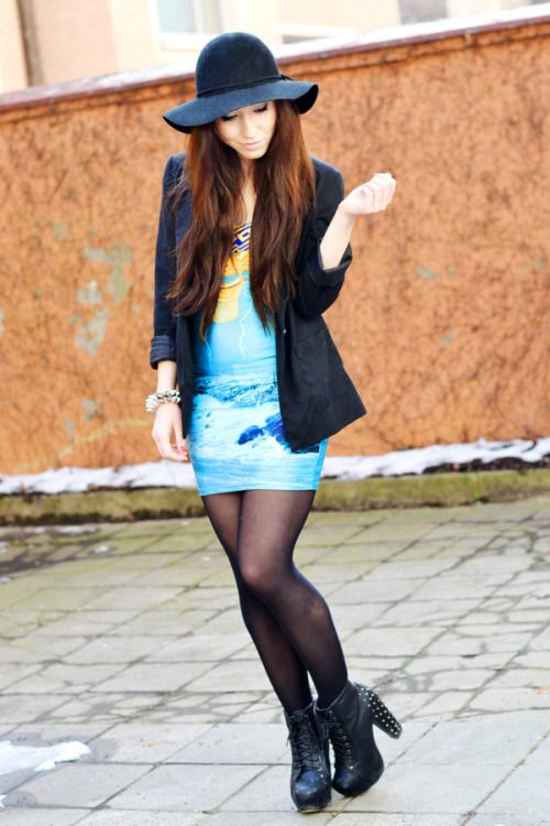 We love tights and everything about them!  Follow us on Tumblr...