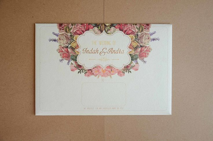 This is incredible! Unique work by  Eimondo Card http://www.bridestory.com/eimondo-card/projects/indah-nanda