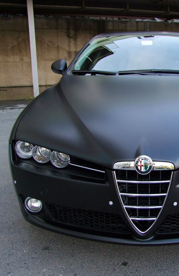 alfa romeo matte black                                                                                                                                                                                 More