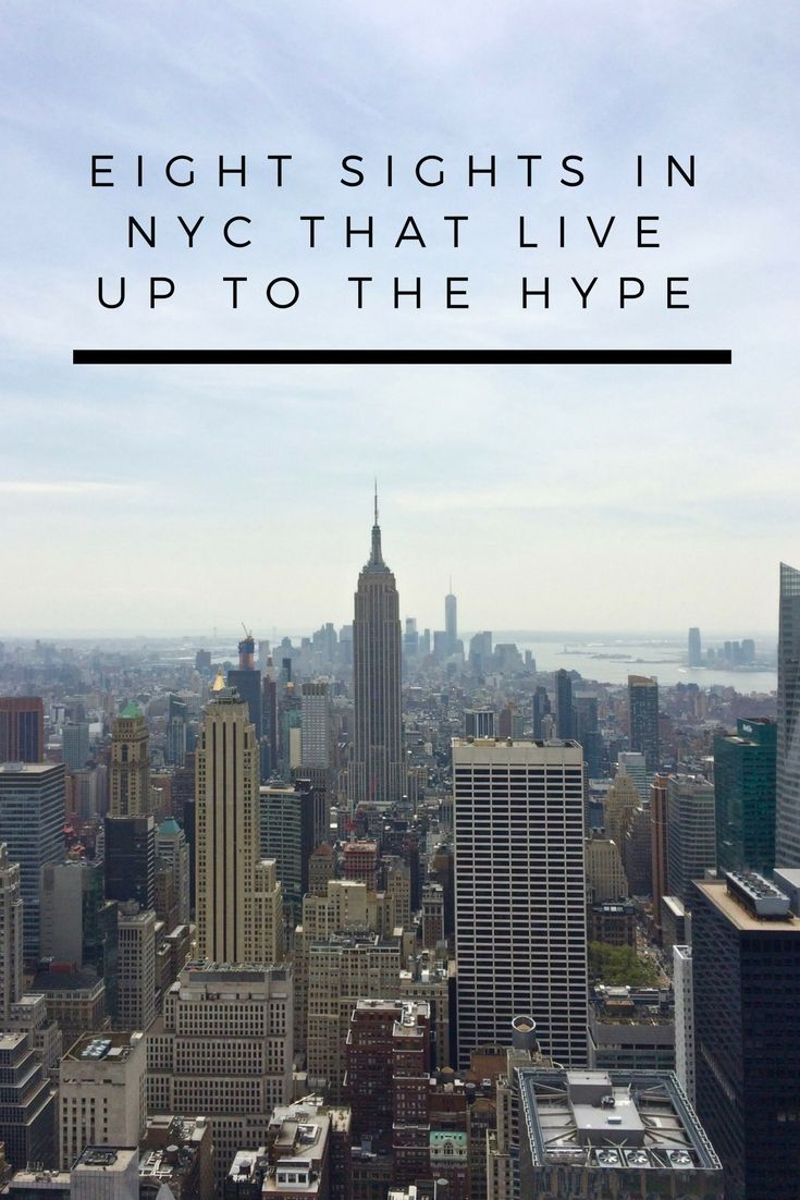 Sights in New York City That Are Worth Seeing (plus packing tips for NYC), travel tips, adventure, urban, city, New York travel tips, where should I go in NYC, attractions in NYC, packing tips for New York, New York Travel planner, Times Square, NYPL, 30 Rock, High Line