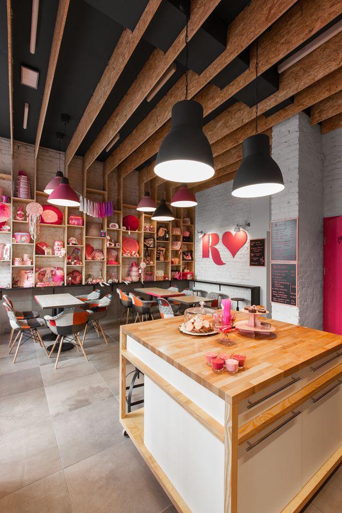 43 best INTERIOR | Cafes & Restaurants images on Pinterest | Cafe ...