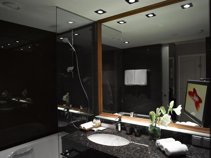 Our Bathroom TV