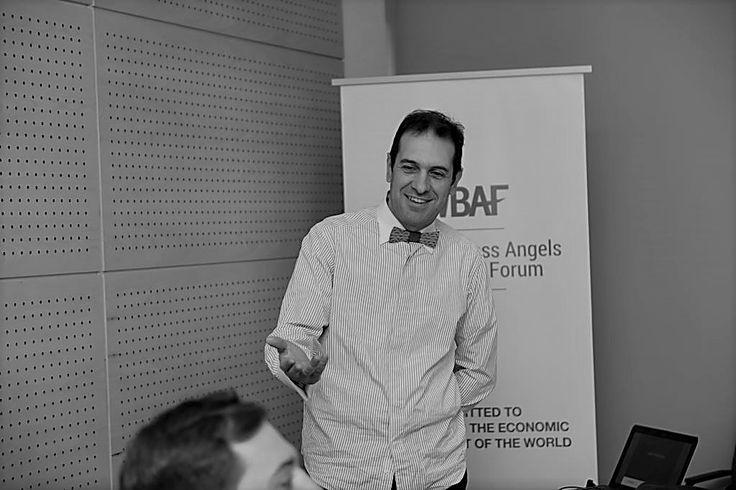 Mentors Mix Workshop at World Business Angels Forum #wbaf #mentors #businessangels