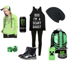 scene girl clothes - Google Search