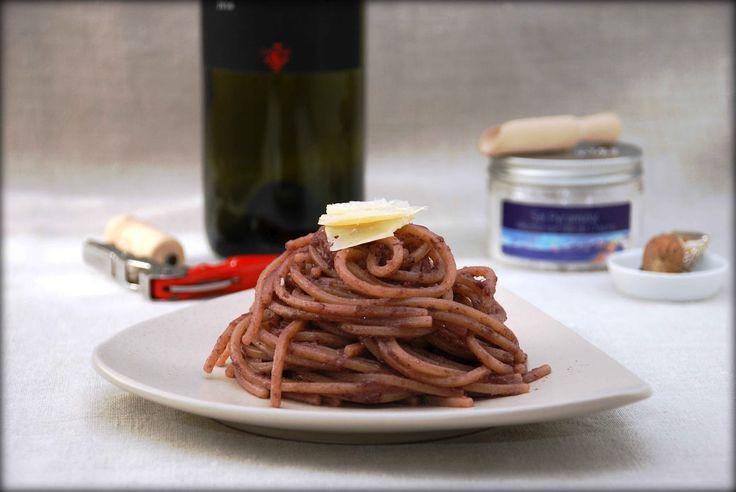 Una #ricetta particolare ma #facile per un #pranzo diverso dal solito: #Spaghetti ubriachi :)  Qui la ricetta --> http://www.ricette.pw/Ricetta/ricetta-spaghetti-ubriachi/