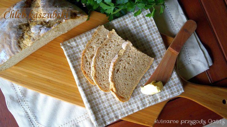 Kaszubski chleb na podmłodzie