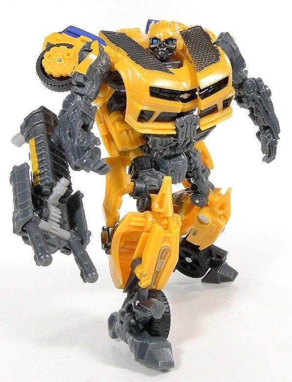 Transformers Dark of the Moon Bumblebee Complete Deluxe DOTM