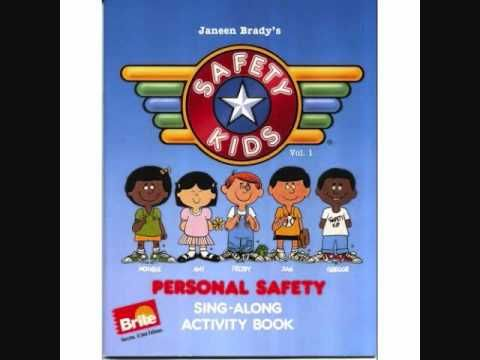 The Safety Kids! Did anyone else have these cassettes? Here's a video with their main song. Yes!