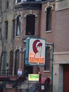 The Redhead Piano Bar, Chicago